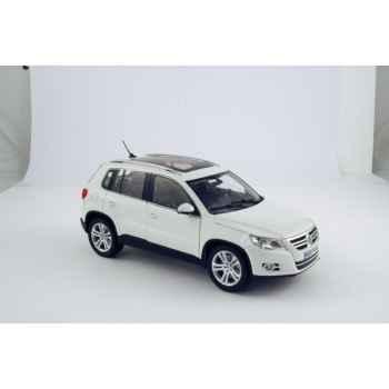 Volkswagen tiguan blanc 2007  Norev 188482
