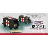 renault 1000 kgs ambulance militaire norev c36101