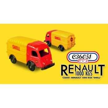 Renault 1000 kgs shell Norev C36051