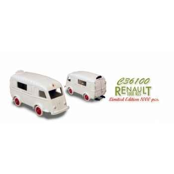 Renault 1000kgs ambulance municipale Norev C36100