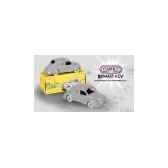 renault 4cv ptt fourgonette grise norev c349ut