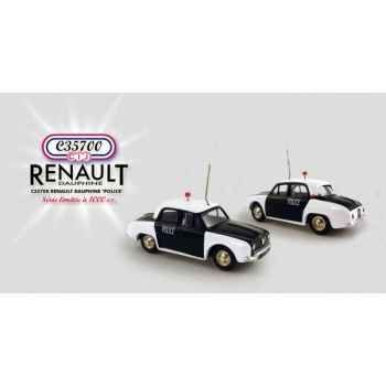 Renault dauphine police Norev C35700