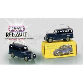 Renault dauphinoise break gendarmerie Norev C36900