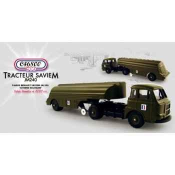 Renault saviem jm 240 citerne militaire Norev C46800
