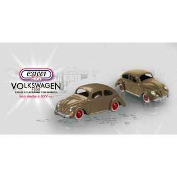 Volkswagen 1200 marron Norev C31001