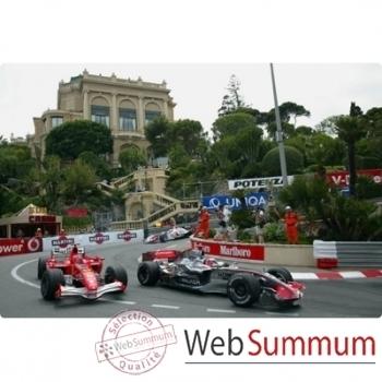 """F1-Grand Prix de Monaco- Formule """"VIP""""-dernière minute"""