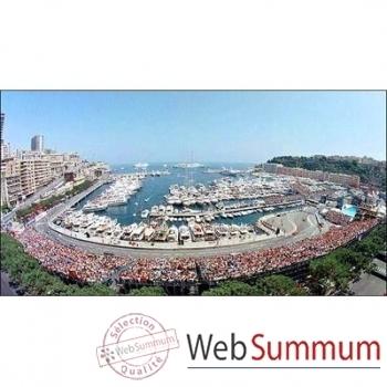 """F1-Grand Prix de Monaco- Pack Formule """"Passion"""" 2008-Chambre single."""