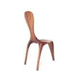 chaise ligne d eau 3 pieds 100 cm x 45 cm en bois de rauli last mli3p r