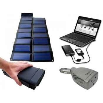 Kit solaire portable universel KIT16MP3450-75W