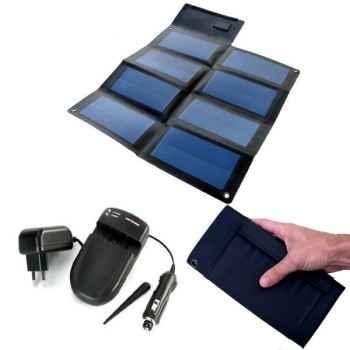 Kit solaire power8 photo/video KIT8VARIO