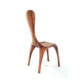 chaise ligne d eau 4 pieds 100 cm x 45 cm en bois de rauli last mli4p r