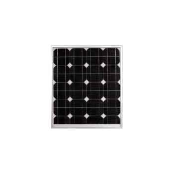 Panneau solaire 50w monocristallin A50