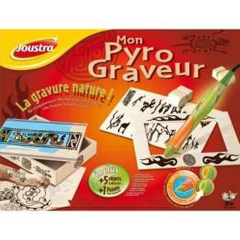 Mon pyrograveur Joustra 41148