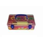 patatoon valisette 7 couleurs accessoires joustra 41062