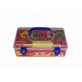 Patatoon valisette 7 couleurs + accessoires Joustra 41062