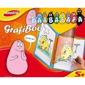Grafiboo'x barbapapa Joustra 41415