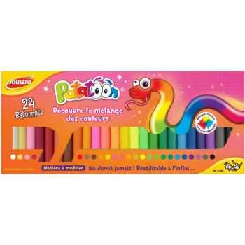 Patatoon 24 couleurs 480g Joustra 41065