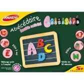 abecedaire barbapapa double activite joustra 41100