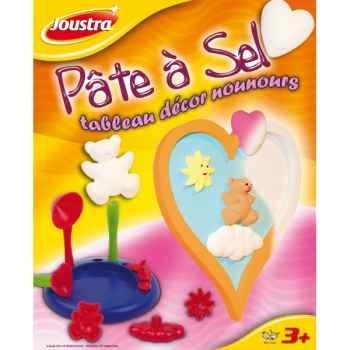 Pâte à sel tableau décor ferme Joustra 41022