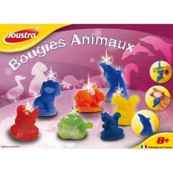 Bougies animaux Joustra 41107