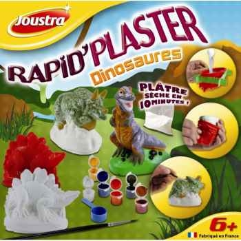 Rapid'plaster dinosaures Joustra 42052