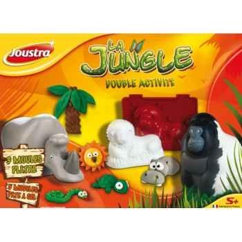 Coffret jungle double activité Joustra 41102