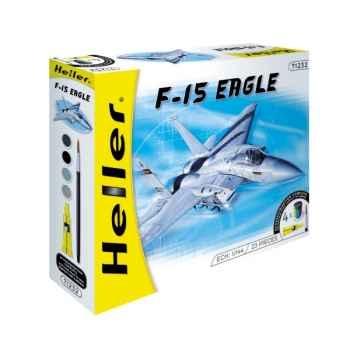 Maquette f-15 eagle heller -49902