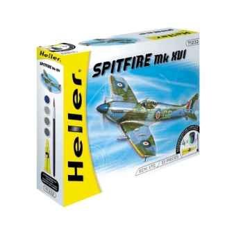 Maquette spitfire mk xvi heller -50282
