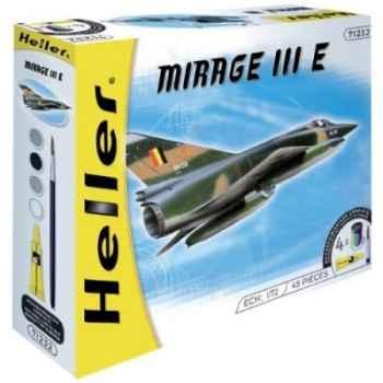 Maquette dassault mirage iii e/r/5 heller -50323