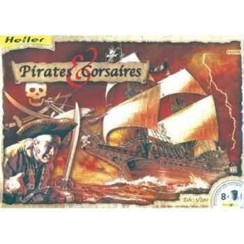Maquette pirates & corsaires heller -52703