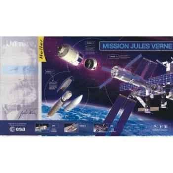 Maquette mission jules verne heller -52909