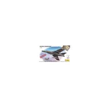 Maquette super etendard s.e.m. afghanistan    heller -80420