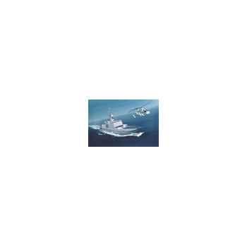 Maquette fregate la fayette heller -81035