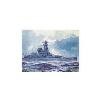 Maquette admiral graf spee heller -81046