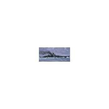 Maquette bismark heller -81078