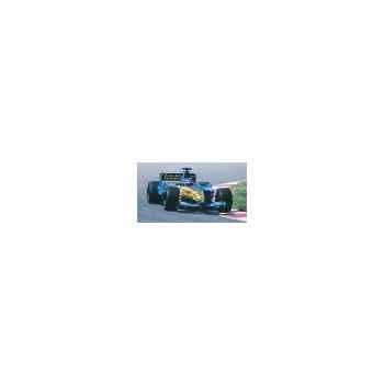 Maquette renault f1 heller -80797
