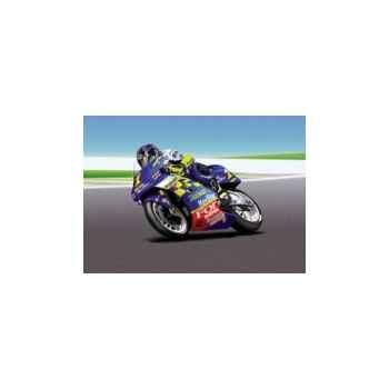 Maquette suzuki rgv 500 heller -80922