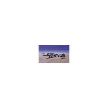Maquette messerschmitt bf 108 b taifun heller -80231