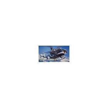 Maquette eurocopter ec 145 gendarmerie heller -80378