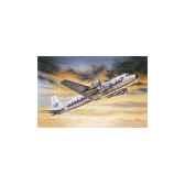 maquette dc6 super cloudmaster heller 80315