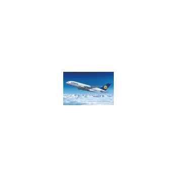 Maquette airbus a380 800 lufthansa heller -80439
