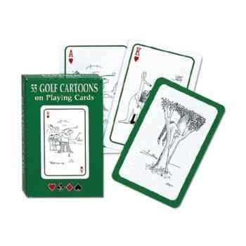 Caricatures de golf Piatnik-jeux 133213