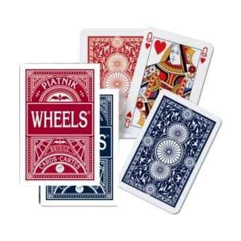 Wheels (lino) Piatnik-jeux 139215