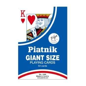 Cartes géantes Piatnik-jeux 139932