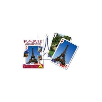 Paris souvenir, jeu de cartes Piatnik-jeux 143915