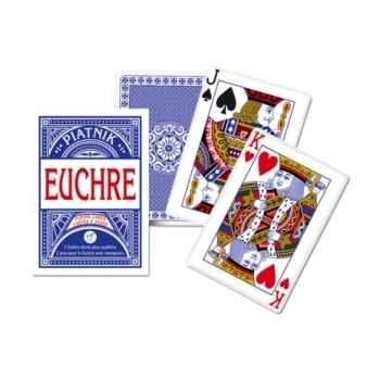 Euchre single Piatnik-jeux 154812