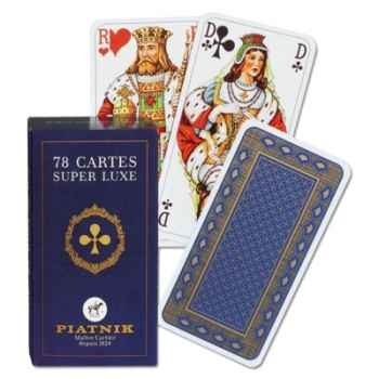 Tarot de luxe Piatnik-jeux 194818