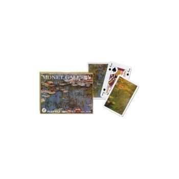 Monet - lilies Piatnik-jeux 210242