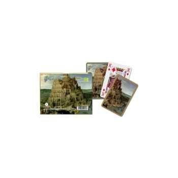 Bruegel - tower of babel Piatnik-jeux 221347