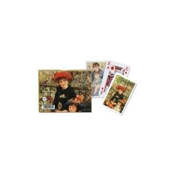 Renoir - red hat Piatnik-jeux 222740